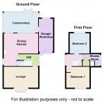 Bispham Ave – Floorplan