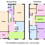 11 Cunnery Meadow – Floorplan